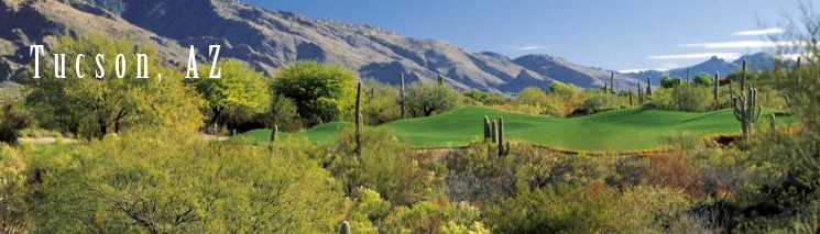 Tuson Golf Course Tour Arizona